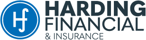 Harding Financial and Insurance Logo